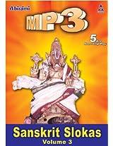 Sanskrit Slokas - Vol. 3
