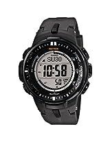 Casio Protrek Digital Grey Dial Men's Watch - PRW-3000-1DR (SL68)