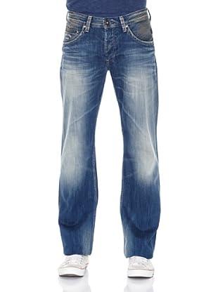 Pepe Jeans London Vaquero Jeanius (Azul)