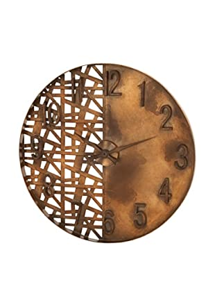 Iron Metal Clock