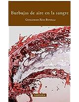 BURBUJAS DE AIRE EN LA SANGRE (Spanish Edition)