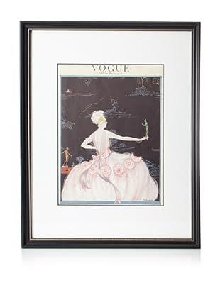 Original Vogue Cover from 1920 by Robert Kalloch