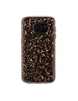Case-Mate Karat Hard Back Case Cover for Samsung Galaxy S7 - Rose Gold