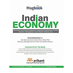 Magbook Indian Economy (Old Edition)