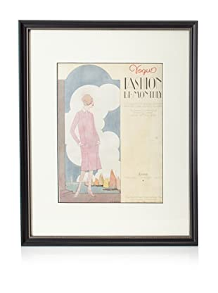 Original Vogue Cover from 1926 by Francis
