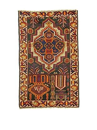 Eden Teppich   Kezil 90X145 mehrfarbig