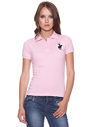 Polo Club Poloshirt Massachusetts (Rosa)