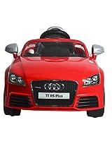 Audi TT RS Plus Electric motor car-Red