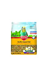 Kaytee Egg-Cite Forti Diet Pro Health Healthy Support Diet for Parakeets, 2-Pound