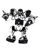 Wow Wee WowWee Robosapien X Humanoid Exclusive Chrome Figure Robot with Remote Control