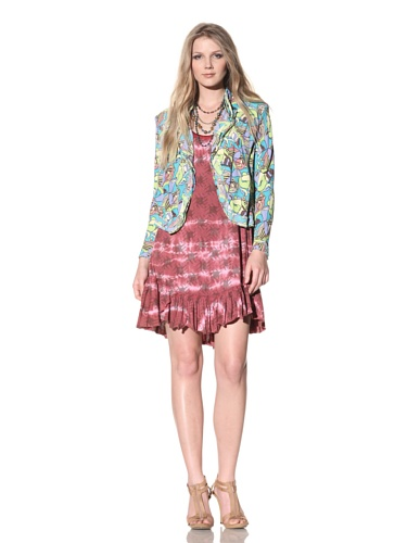 Gregory Parkinson Women's Lightweight Printed Jacket (Citrus)