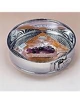 Kaiser Bakeware Basic Tinplate Round Springform Pan 10 Inch