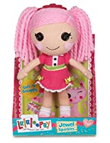 Lalaloopsy Super Silly Party Crochet Doll- Jewel Sparkles