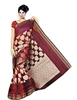 Saree Sansarr Saree (211_Red)