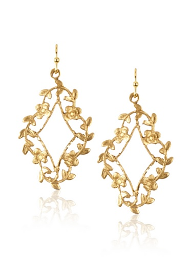 Eddera Gold Ethereal Earrings