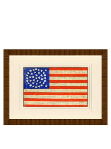 Reproduction of 38-Star American Flag Circa 1877, 24