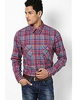Multi Casual Shirt Peter England