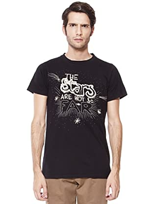 Caramelo Camiseta (negro)