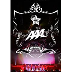 AAA 5th Anniversary LIVE 20100912 at Yokohama Arena [DVD]