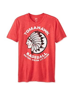Brookline Men's Tomahawk Tee (Vintage Red)