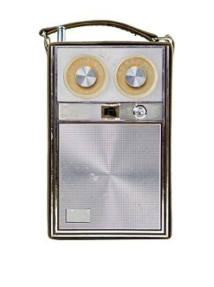 Vintage Unisonic Radio, Stone