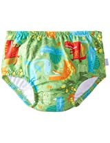 i play. Baby Boys' Classics Ultimate Snap Swim Diaper,Lime,3T/2-3 Years