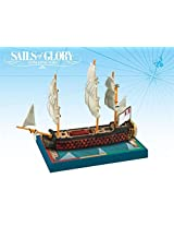 Sails of Glory Ship Pack - Montagne 1790 Board Game