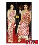 Bollywood replica Saree of Deepika Padukone 9198