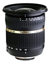 Tamron 10-24mm f/3.5-4.5 SP Di II LD IF Aspherical Zoom Lens for Canon DSLR Camera