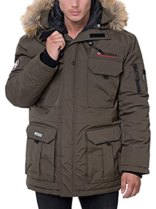 Geographical Norway Abrigo Corto Blancomen