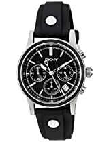 Dkny Analog Black Dial Women's Watch - NY8171