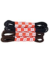 SPORTSMAN Formal Dress shoe lace pack - Four pair of laces