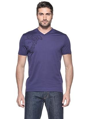 Versace Collection Camiseta Drummond (Violeta)