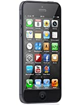 Apple iPhone 5 (Black-Slate, 16GB)