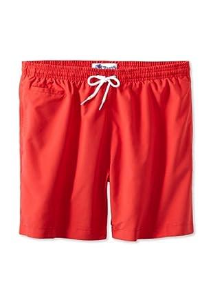 Trunks Men's San-O Swim Shorts (Poppy)
