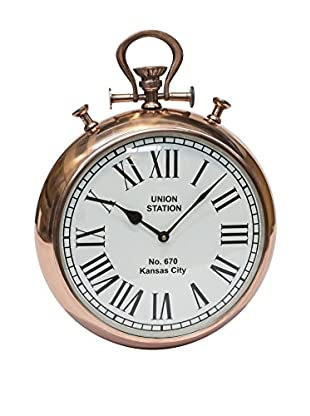 Home Ideas Reloj De Mesa Orologio Cipolla Color Rame Cobre