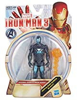 Iron Man 3 Hydro Shock Iron Man 3.75 inch Action Figure