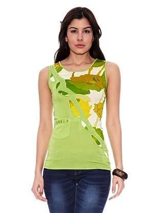 HHG Camiseta Syra (Verde)