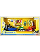 Fisher-Price Imaginext DC Batman, Croc, Joker Gift Set