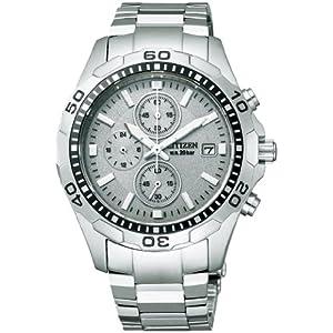 シチズン CITIZEN 腕時計 Citizen Collection シチズン コレクション Eco-Drive エコ・ドライブ ダイバーデザイン クロノグラフ 20気圧防水モデル CA0160-57H メンズ
