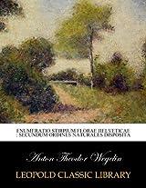 Enumeratio stirpium florae Helveticae : secundum ordines naturales disposita