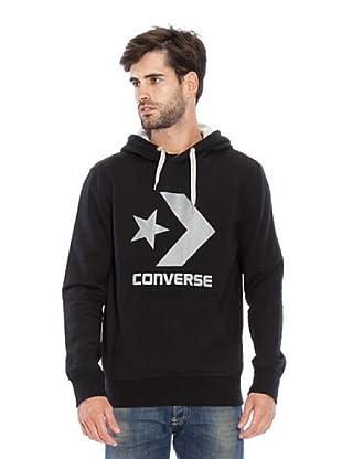 Converse Sudadera S Kean (Negro)