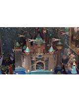 Disneyland 60th Diamond Anniversary Musical Disney Castle Playset Limited