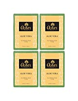 Aster Luxury Aloe Vera Bathing Bar 125g - Pack of 4
