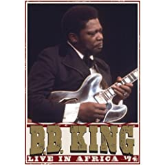 B.B. King Live in Africa 74 [DVD] [Import]