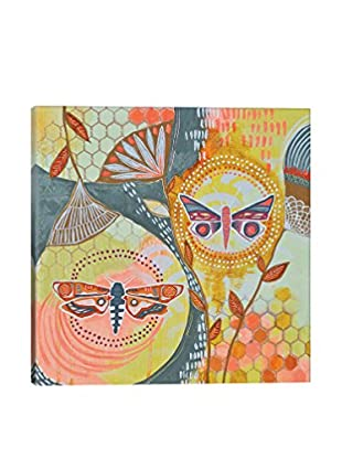 Jessica Swift Uncontained Canvas Print