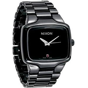 ニクソン NIXON CERAMIC PLAYER: ALL BLACK NA145001-00 ユニセックス