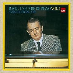 サンソン・フランソワ(P)  ラヴェル:ピアノ曲全集 第1集の商品写真