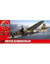 Airfix Bristol Blenheim MKIV Fighter 1:72 Plastic Model Kit