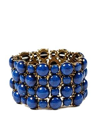 Amrita Singh Pulsera Sagaponack Cuff Azul
